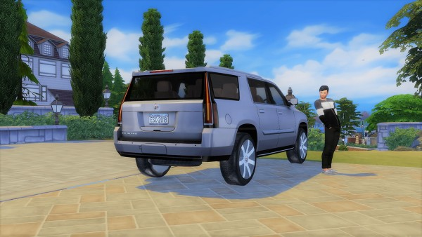 Lory Sims: Cadillac Escalade