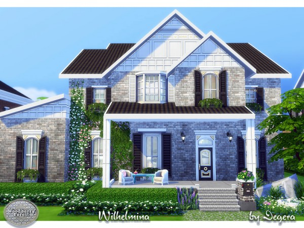 The Sims Resource: Wilhelmina house by Degera