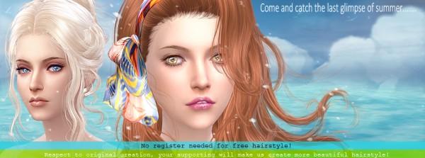 NewSea: YU 176 Zac donation hairstyle