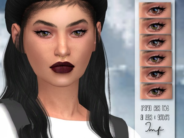 The Sims Resource: Spargo Eyes N.56 by IzzieMcFire