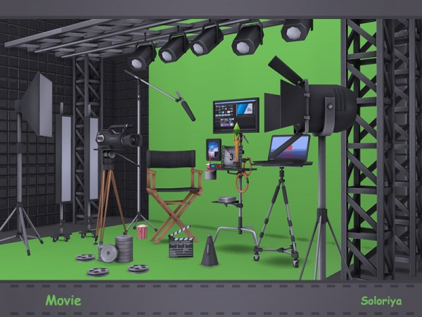 The Sims Resource: Movie by soloriya