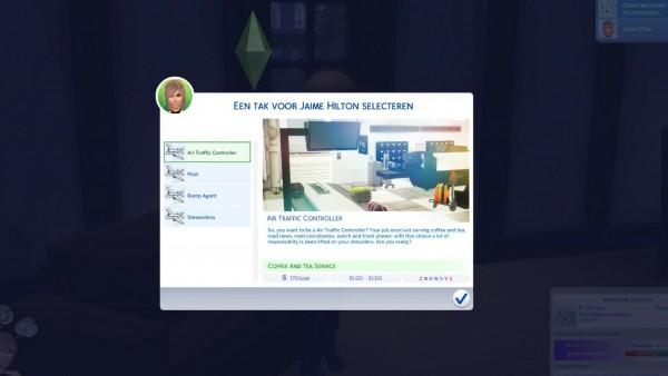 Mod The Sims: Aviation Career by xTheLittleCreator