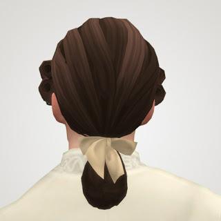 History Lovers Sims Blog: King of Frace hair retextured