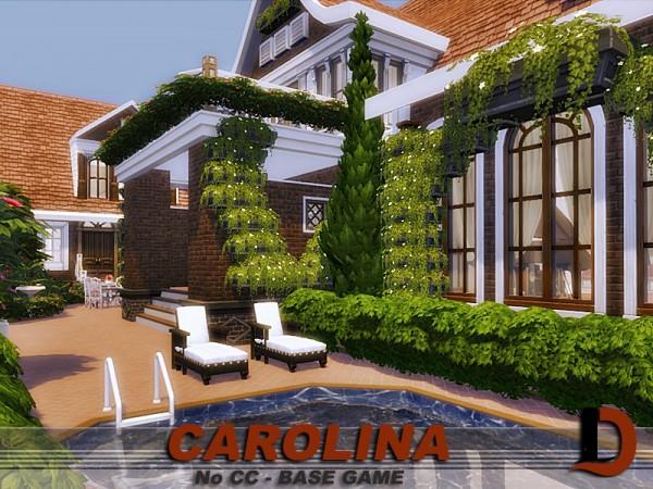 The Sims Resource: Carolina house by Danuta720