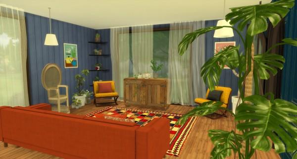 Pandashtproductions: Mitch diningroom by Rissy Rawr