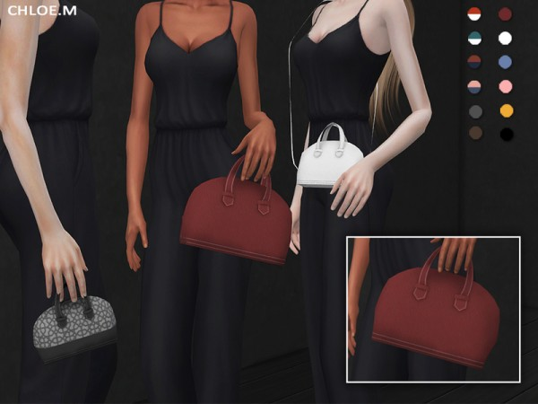 The Sims Resource: Drew bag by ChloeMMM
