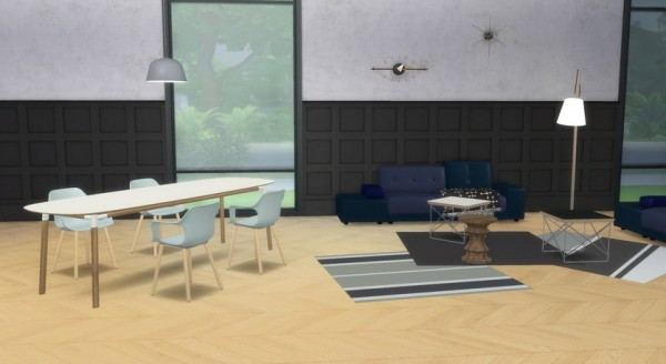 Meinkatz Creations: Hal armchair by vitra