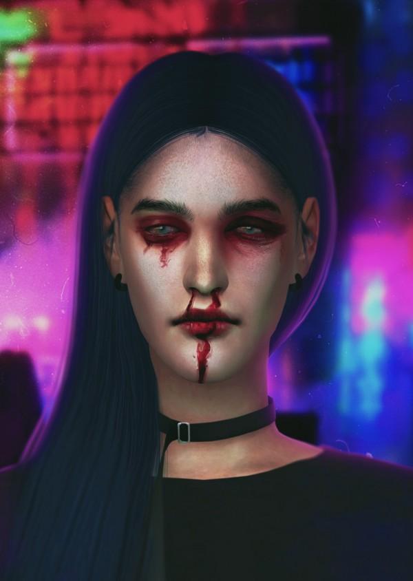 Magic Bot: Bloody tracks
