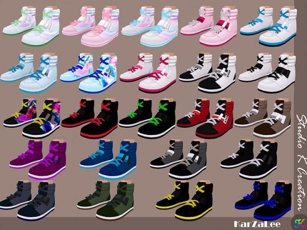 Studio K Creation: Casual Sneakers