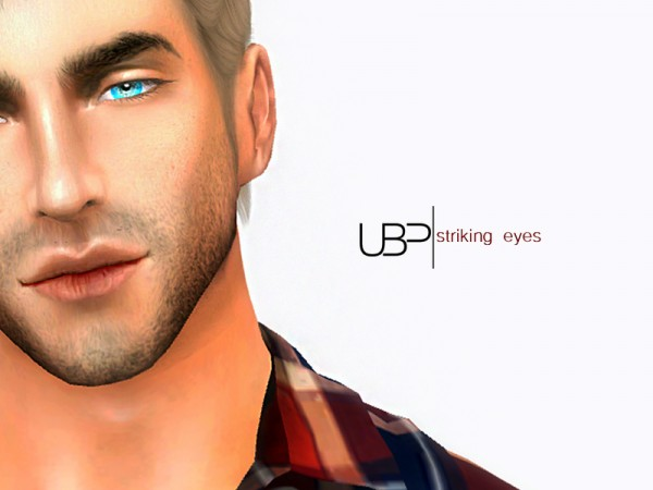 The Sims Resource: Striking eyes by Urielbeaupre