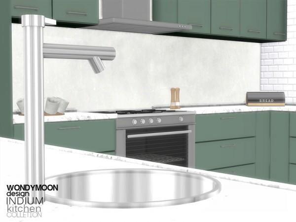 The Sims Resource: Indium Kitchen by wondymoon
