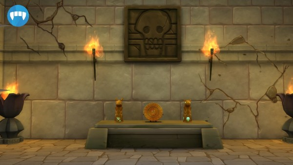 Mod The Sims: Skeleton Tomb Bed by S`ri