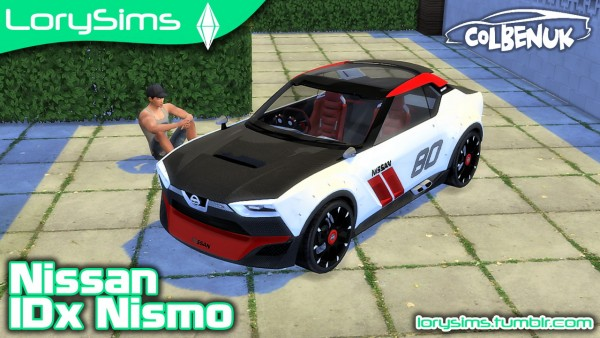Lory Sims: Nissan IDx Nismo