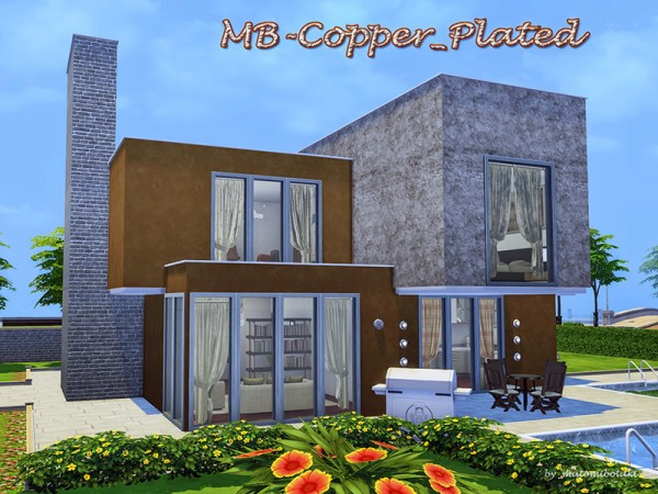 The Sims Resource: Copper Plated by matomibotaki