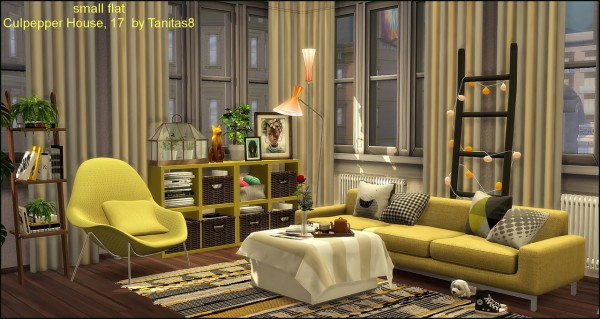 Tanitas Sims: Culpepper House  17