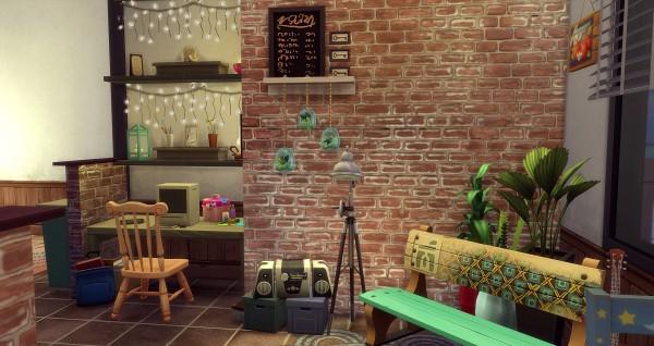 Studio Sims Creation: Picasso – 910 Studio Medina