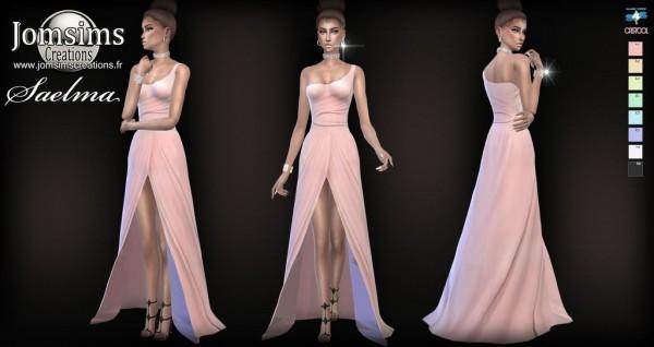 Jom Sims Creations: Saelma dress