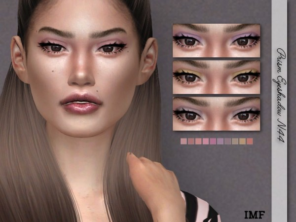 The Sims Resource: Prism Eyeshadow N.44 by IzzieMcFire