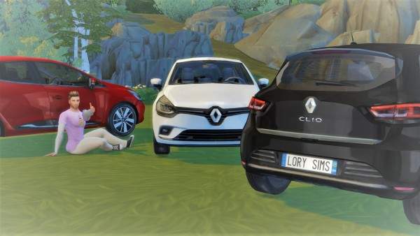 Lory Sims: Renault Clio