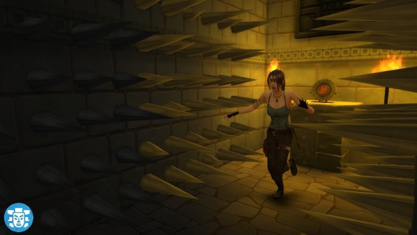 Mod The Sims: Temple Spike Wall Trap by Seri