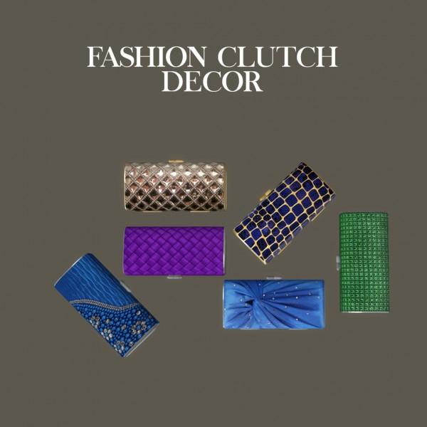 Leo 4 Sims: Fashion Clutch Decor