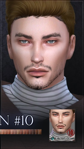 The Sims Resource: Male skin 10 by RemusSirion