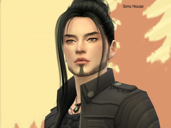 The Sims Resource: Roger Sakai by Sims House