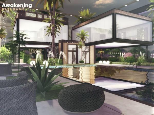 The Sims Resource: Awakening house by Pralinesims