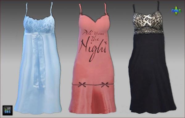 Arte Della Vita: 6 sleepwear sets for her