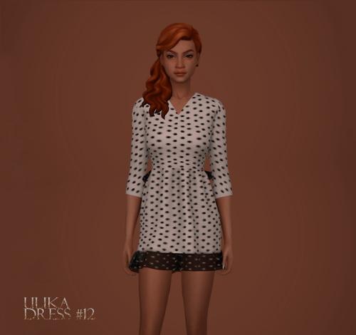 Ulika: Dress 12