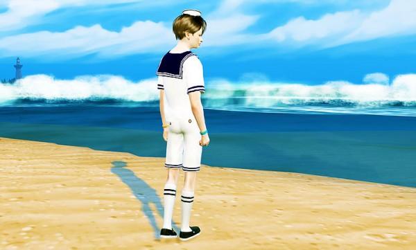 Studio K Creation: Sailor costume 50