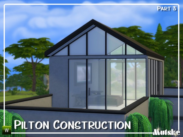 The Sims Resource: Pilton Constructionset Part 3 by mutske
