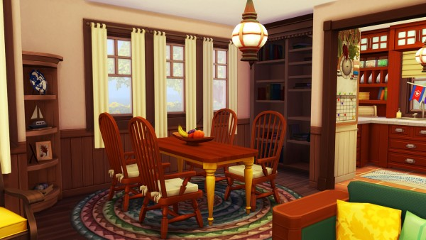 Aveline Sims: Tiny Brindleton Home