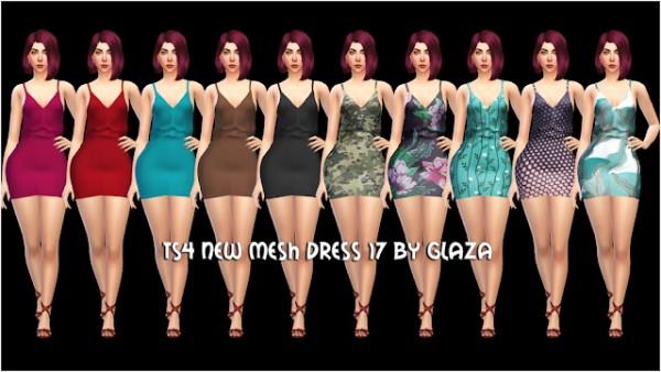 All by Glaza: Dress 17