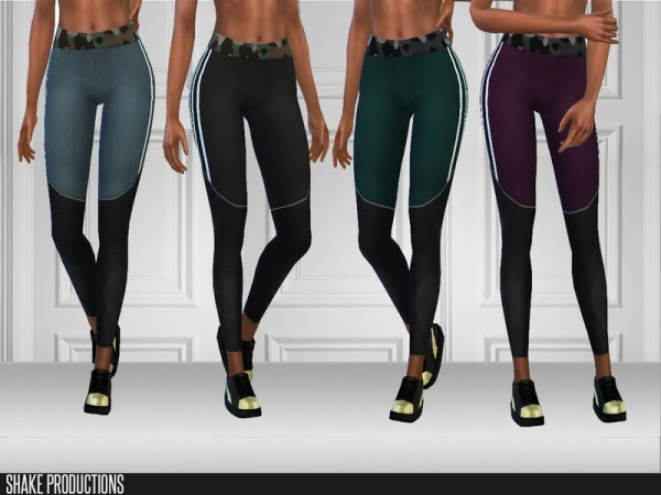 The Sims Resource: ShakeProductions 117 sport sets