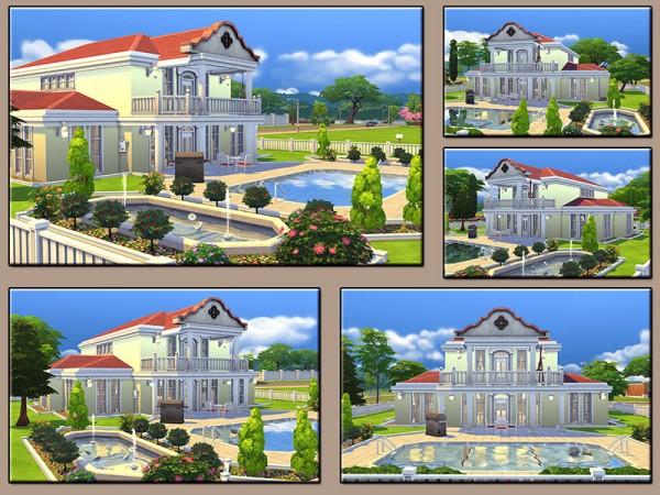 The Sims Resource: Villa Bella Vita by matomibotaki