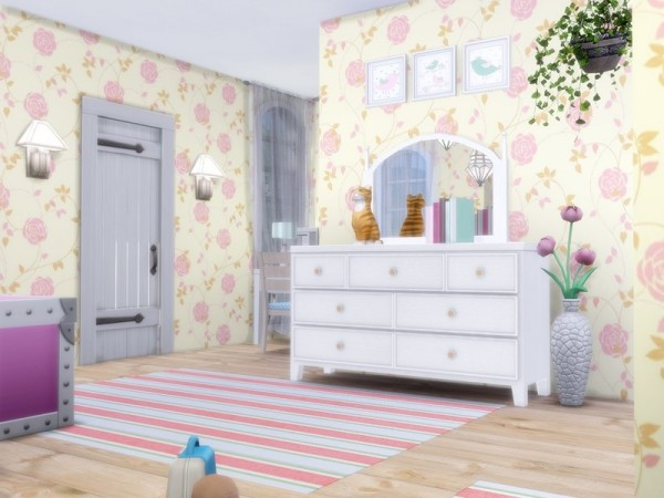 The Sims Resource: Willow Cottage by MychQQQ