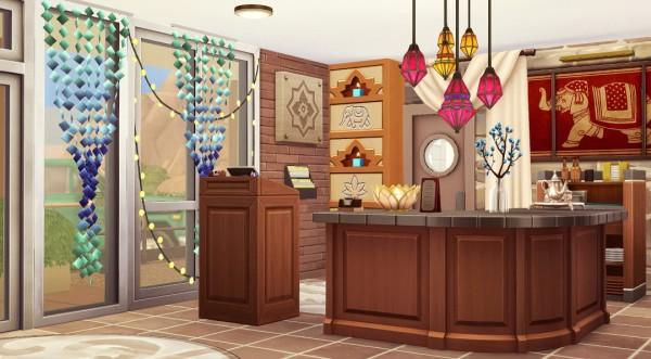 Jenba Sims: House of Mango