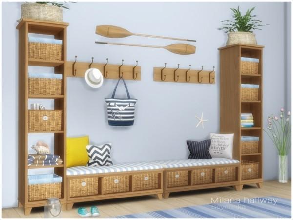 The Sims Resource: Milana hallway by Severinka
