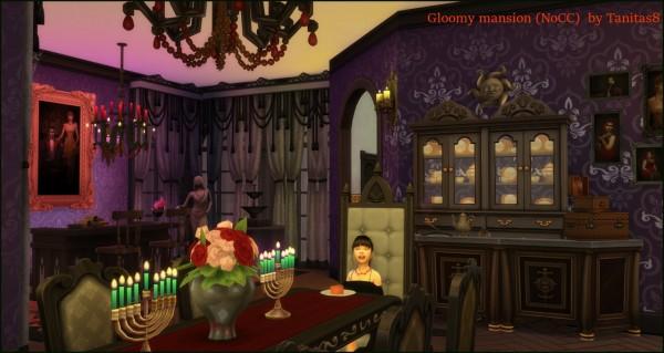 Tanitas Sims: Gloomy mansion NoCC