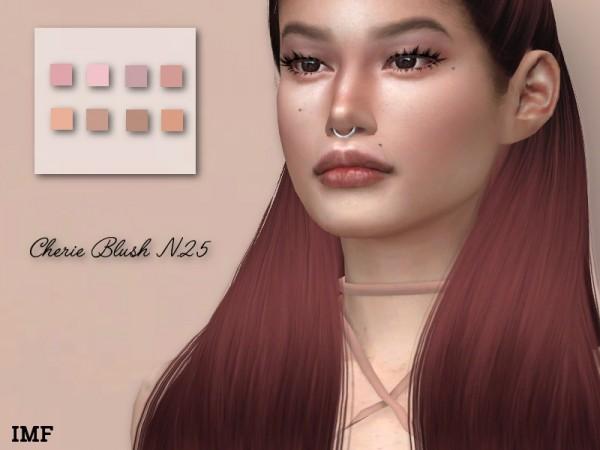The Sims Resource: Cherie Blush N.25 by IzzieMcFire