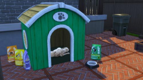 Mon Sims: Pet Stuff Pack 3