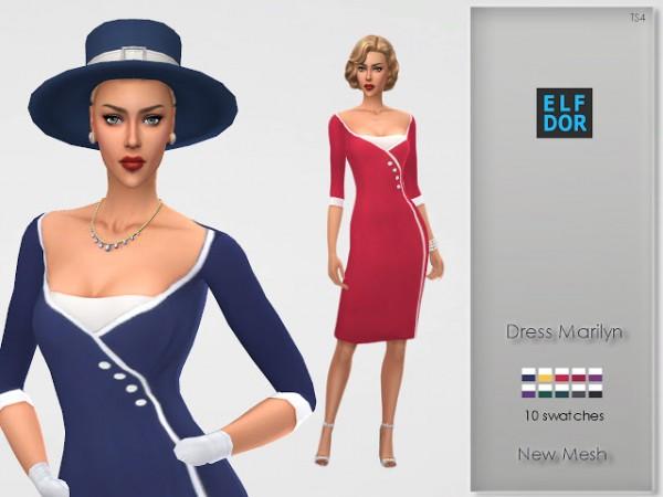 Elfdor: Dress Marilyn
