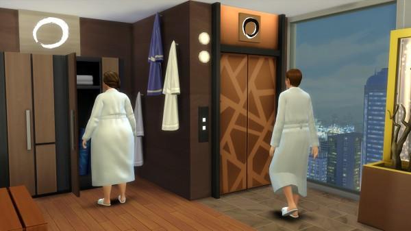 Sims  Elevator Build Mode