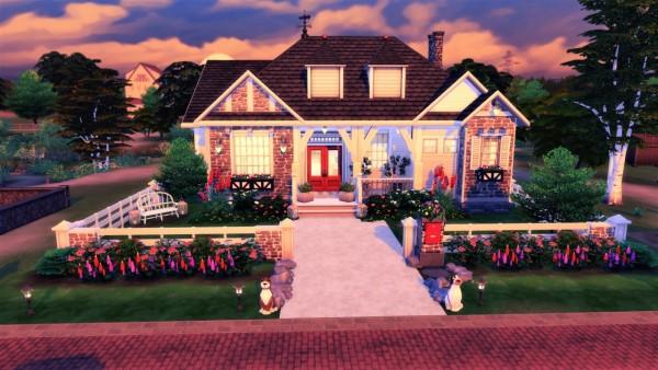 Agathea k: Red Rowan house