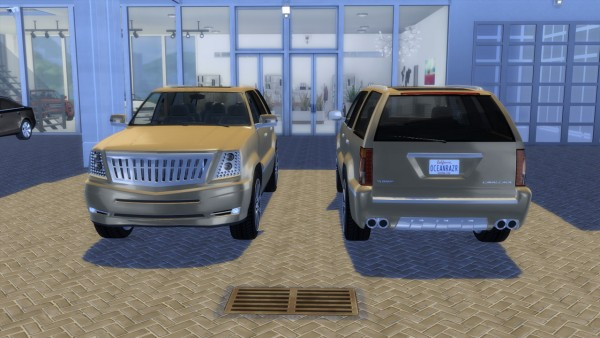 OceanRAZR: Albany Cavalcade Platinum and 4WD 2018