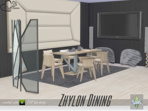 The Sims Resource: Zhylon Dining by BuffSumm