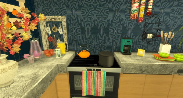 Pandashtproductions: Roland diningroom by Rissy Rawr