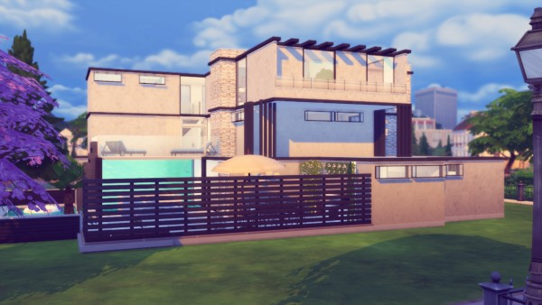 Simming With Mary: Lake Heights house
