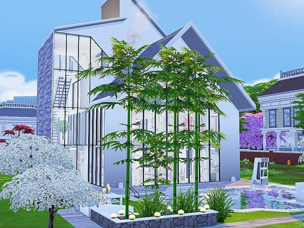 The Sims Resource: Secret Garden by Sims House